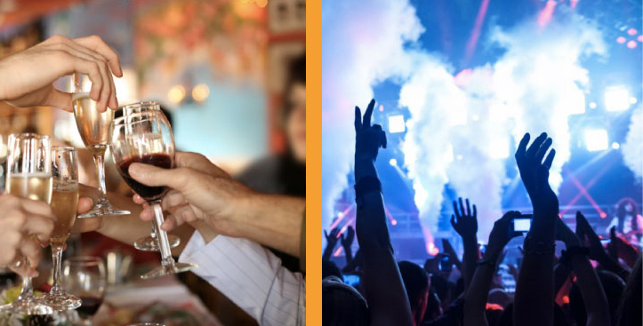 Barcelona Restaurant & nightclub package