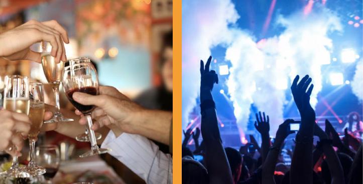 Barcelona Restaurant & nightclub package